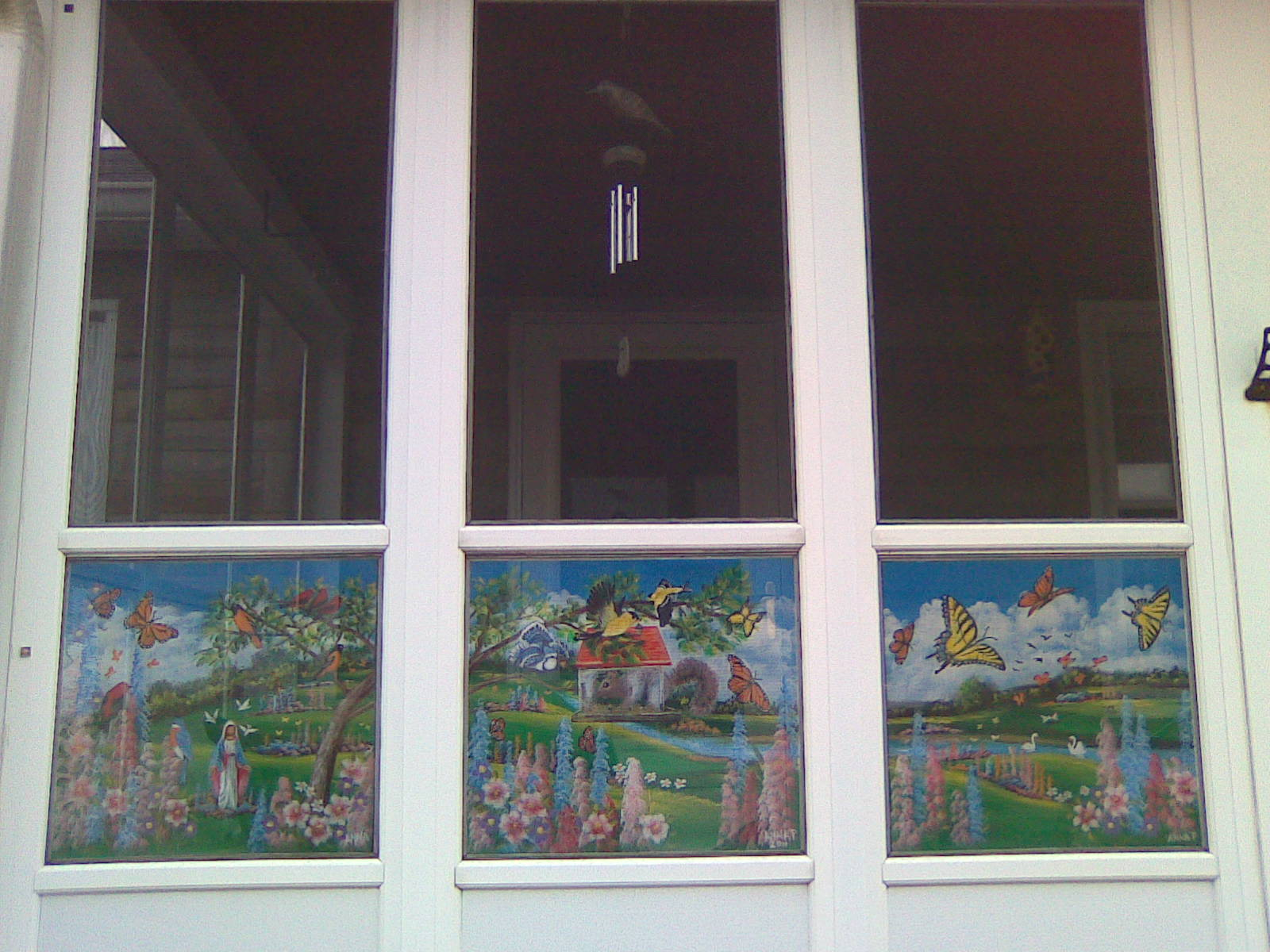 Anna S Painted Screens Art Gallery