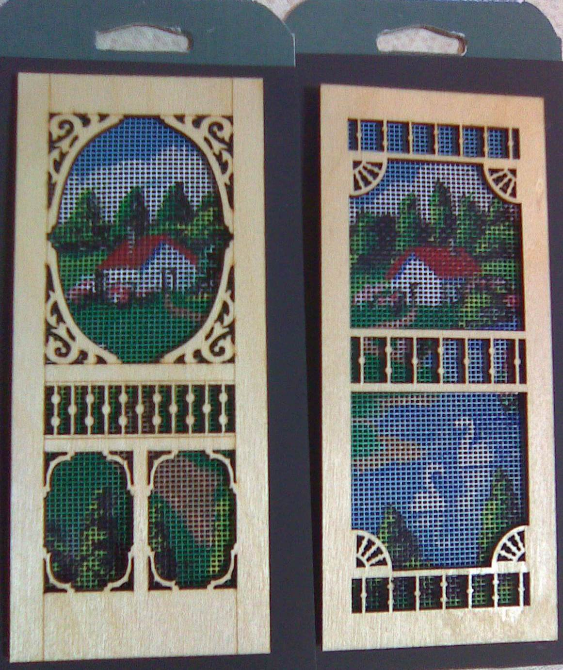 Anna S Painted Screens