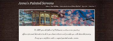 See what's new at www.PaintedWindowScreens.com